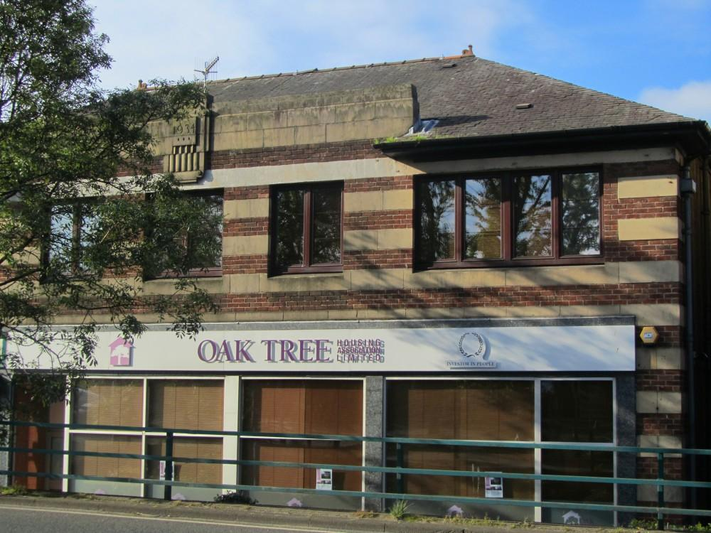 Oak Tree Housing Association Office